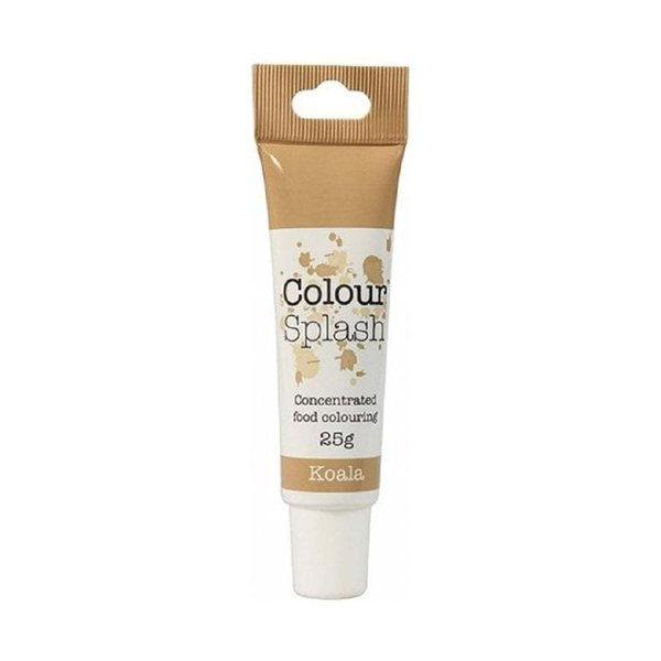 Colour Splash - Koala Food Colouring Gel 25g