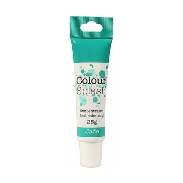 Colour Splash - Jade Food Colouring Gel 25g