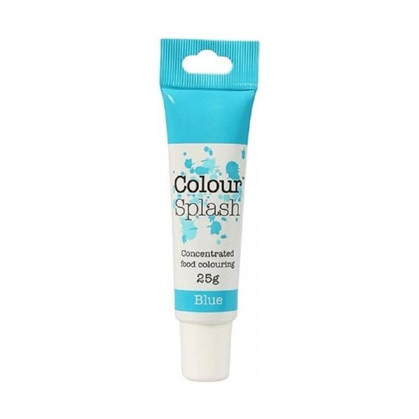 Colour Splash - Blue Food Colouring Gel 25g