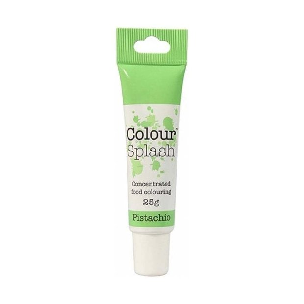 Colour Splash - Pistacio Food Colouring Gel 25g