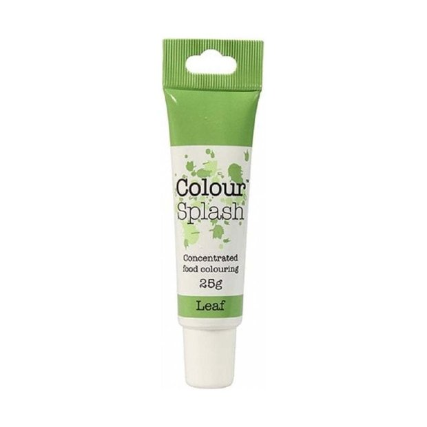 Colour Splash - Leaf Food Colouring Gel 25g