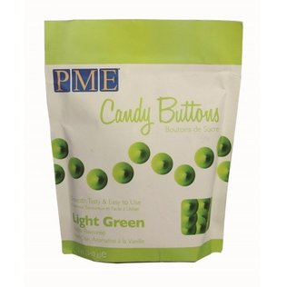 PME - Light Green Candy Buttons