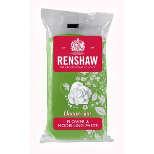 Renshaw Grass Green Flower and Modelling Paste 250g