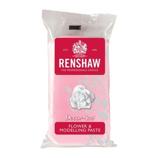 Renshaw Rose Pink Flower and Modelling Paste 250g