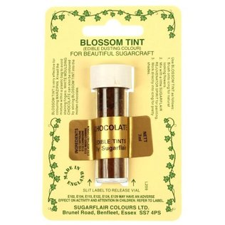 Sugarflair - Chocolate Blossom Tint Dusting Colour