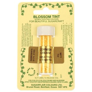 Sugarflair - Cornish Cream Blossom Tint Dusting Colour