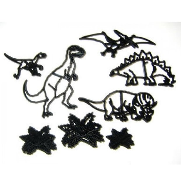 Patchwork Cutters - Dinosaur Set