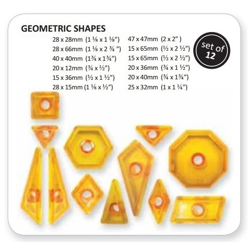JEM - Geometrical Shape Cutters