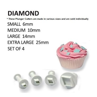 PME – Diamond Plunger (Small 6mm)
