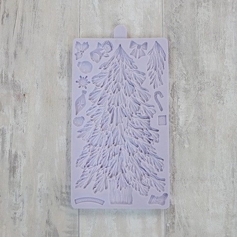 Karen Davies – Christmas Tree Mould