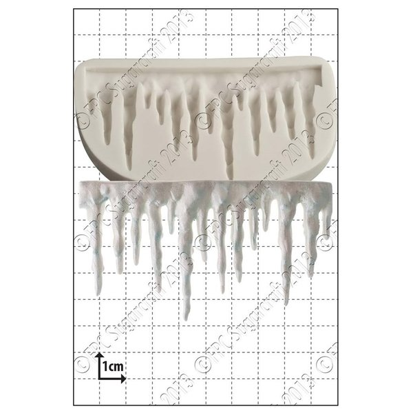 FPC Sugarcraft - Icicle Border