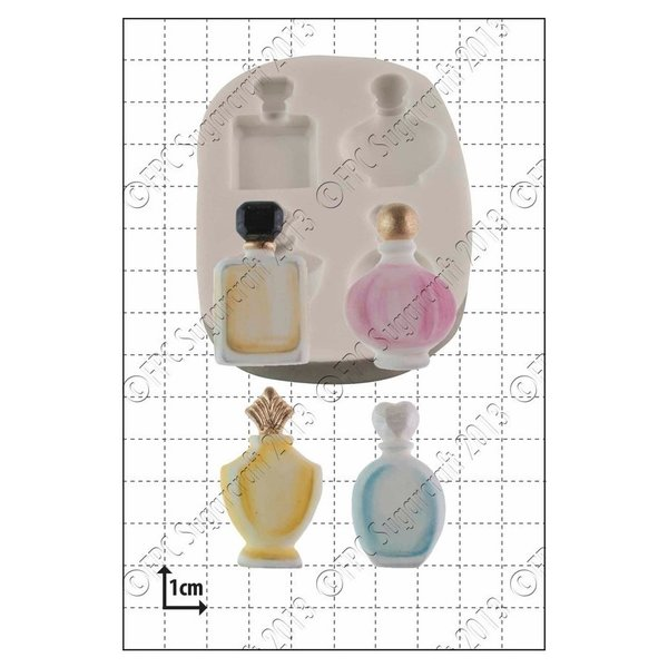 FPC Sugarcraft - Perfume Bottles