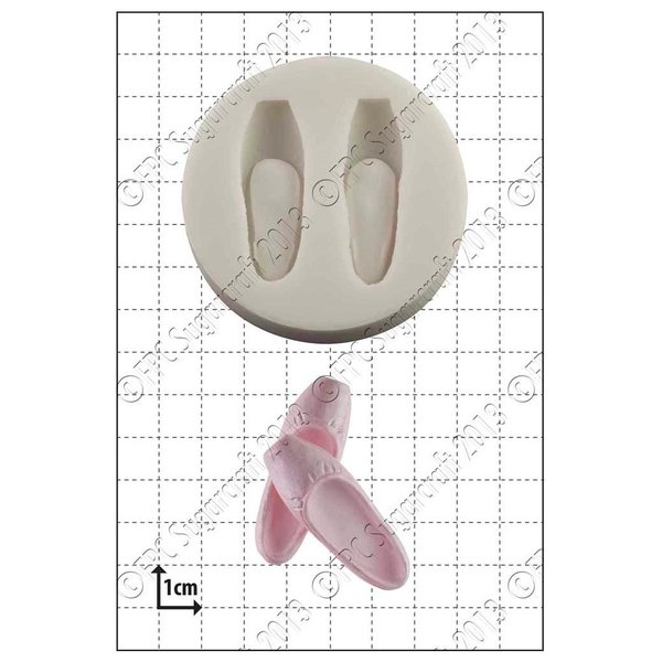 FPC Sugarcraft - Ballet Shoes