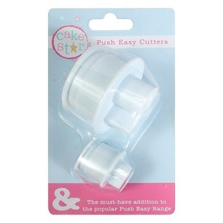 Cake Star - Push Easy & Ampersand Cutters