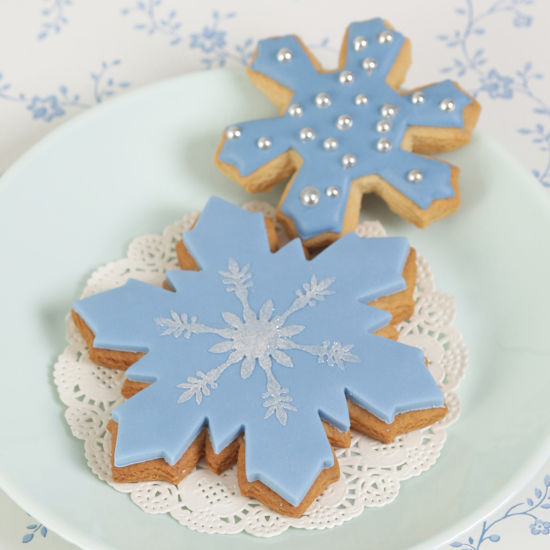 Squires Kitchen - Winter Frosty Snowflake Cookie Cutter
