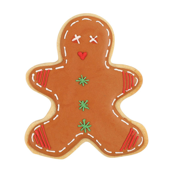 Squires Kitchen - Gingerbread Man Cookie Cutter